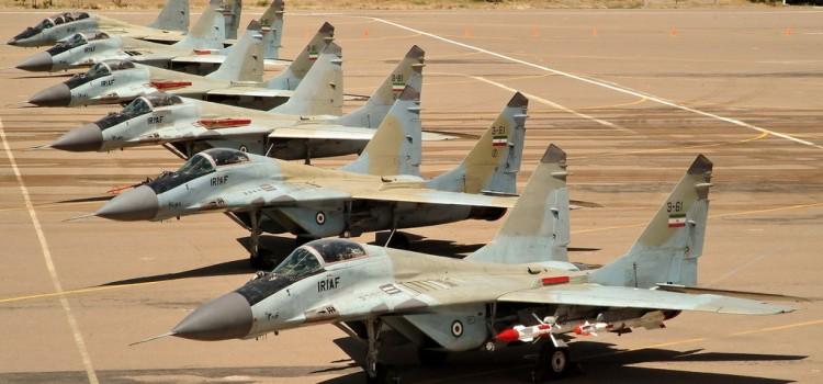 گزینه های پیشنهادی جهت نوسازی نیروی هوایی ایران