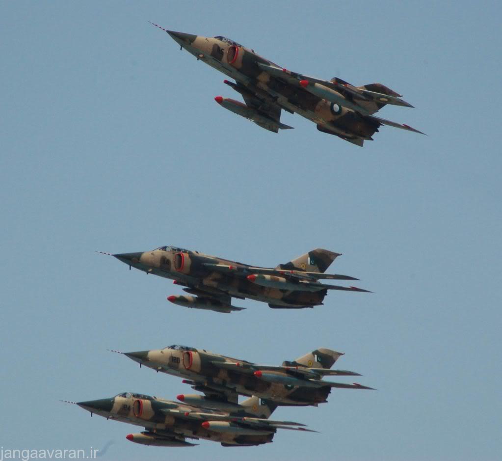 ای 5 های ارتش پاکستان