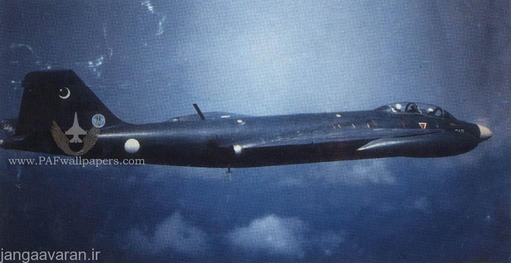B-57_in-flight
