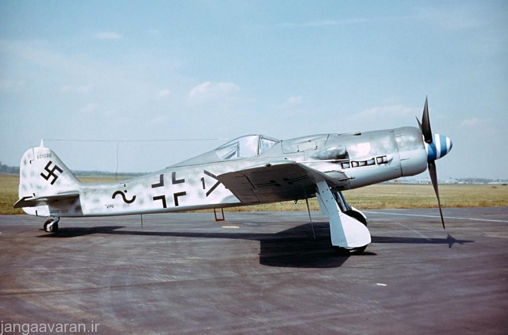 نسخه ارتفاع بالا 190 دی 9 که دارای موتور متفاوت خرجینی بود و دماغه ان کشیده تر بود