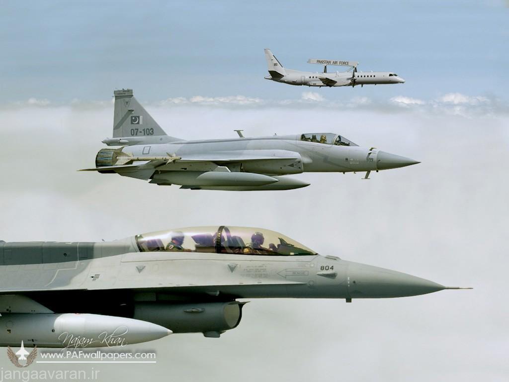 اف16، جی اف17 و اواکس ساخت سوئد