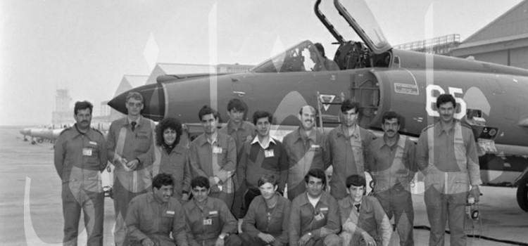 جنگنده های اجاره ای عراق در جنگ تحمیلی