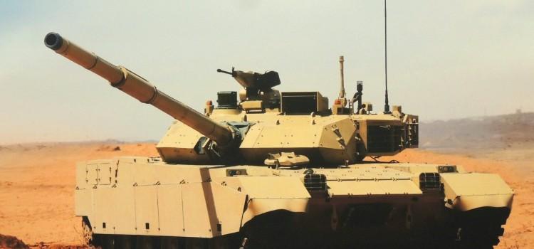 تانک MBT-3000