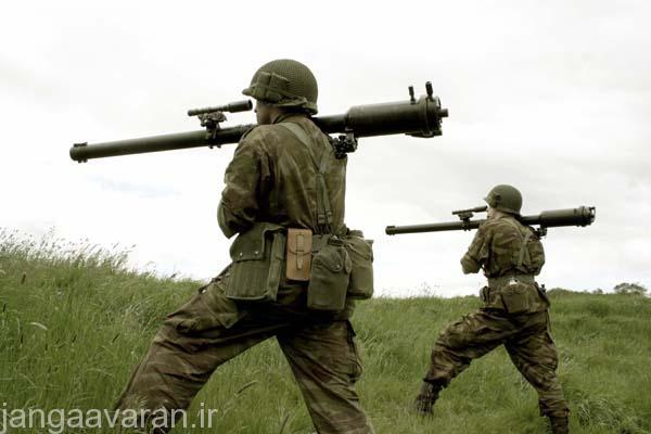 سلاح ضد زره بازوکا