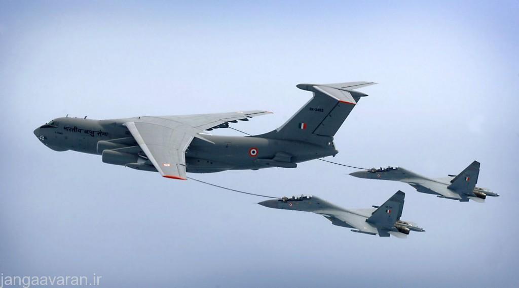 روش های سوختگیری هوایی