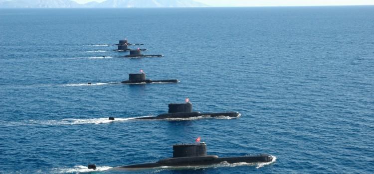 زیر دریایی کلاس تایپ ۲۰۹