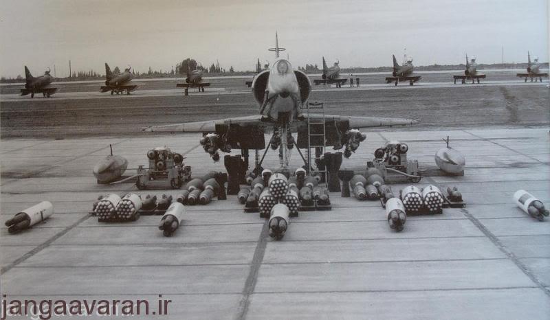 جنگنده تهاجمی A-4 اسکای هاوک