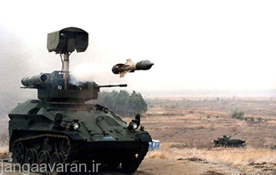 HOT-anti-tank-missile