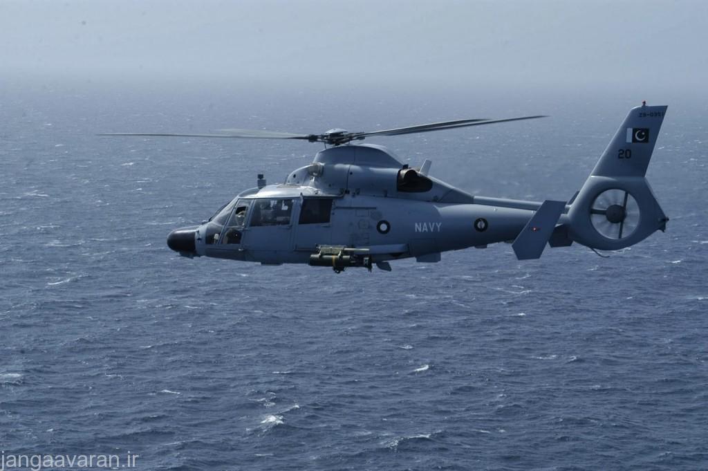 بالگرد Z-9EC برای ارتش پاکستان