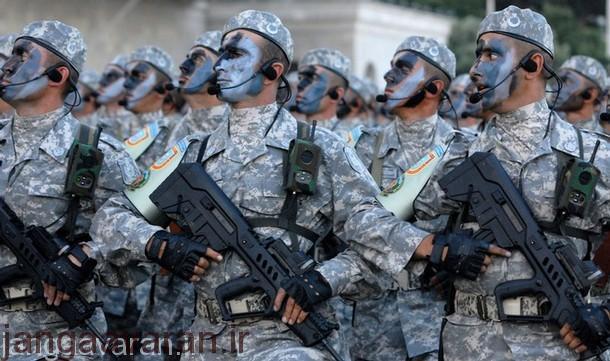 نیروی های ویژه و سلاح تار اسرائیلی