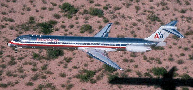هواپیماهای  سری MD-80