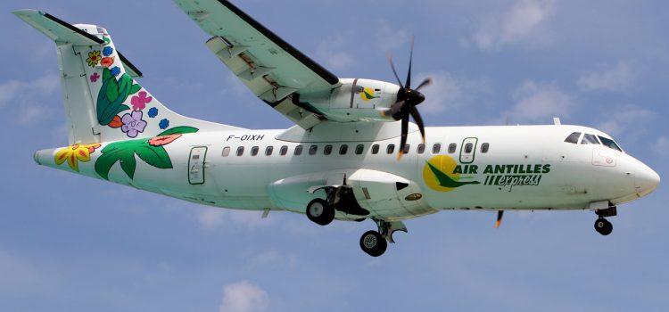 هواپیمای توربوپراپ سری ATR