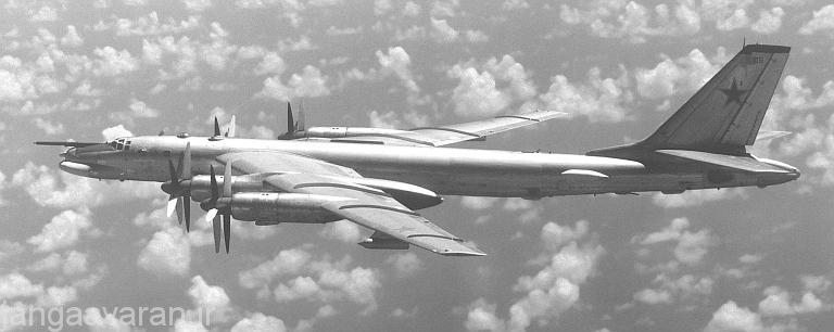 هواپیمای گشت دریایی و ضد زیر دریایی توپلوف 142