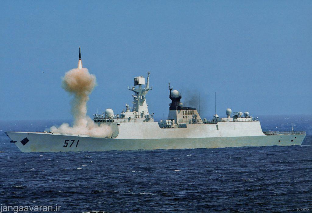 شلیک موشک اچ کیو 16