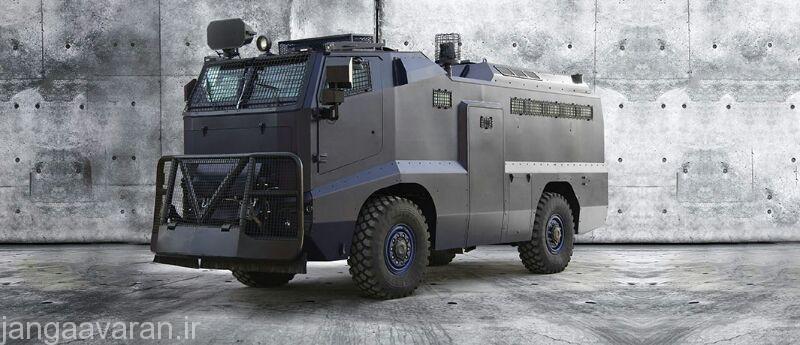 ISV (Internal Security Vehicle)