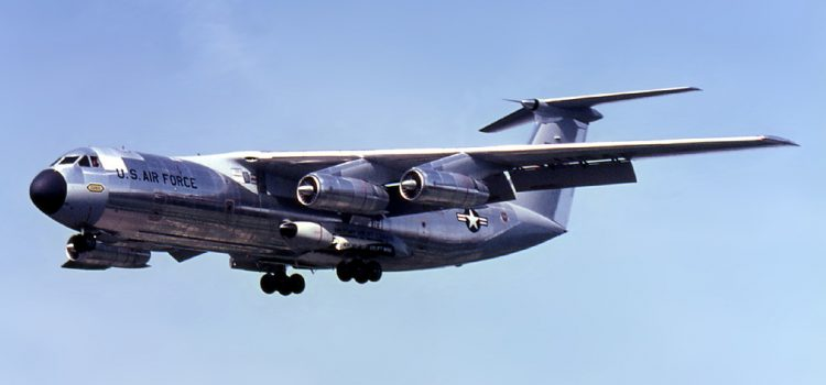 هواپیمای ترابری سی 141 استار لیفتر