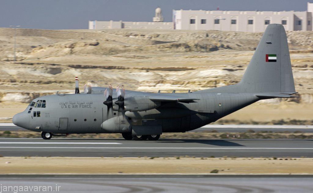 نیروی هوایی امارات متحده عربی
