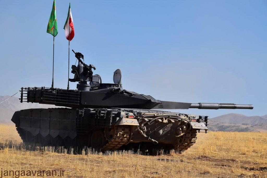 تانک کرار