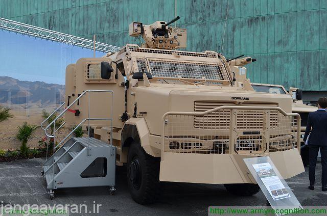 ARIVE_4x4_ARmoured_Infantry_Vehicle_SOFRAME_Eurosatory_2016_defense_exhibition_Paris_France_640_001