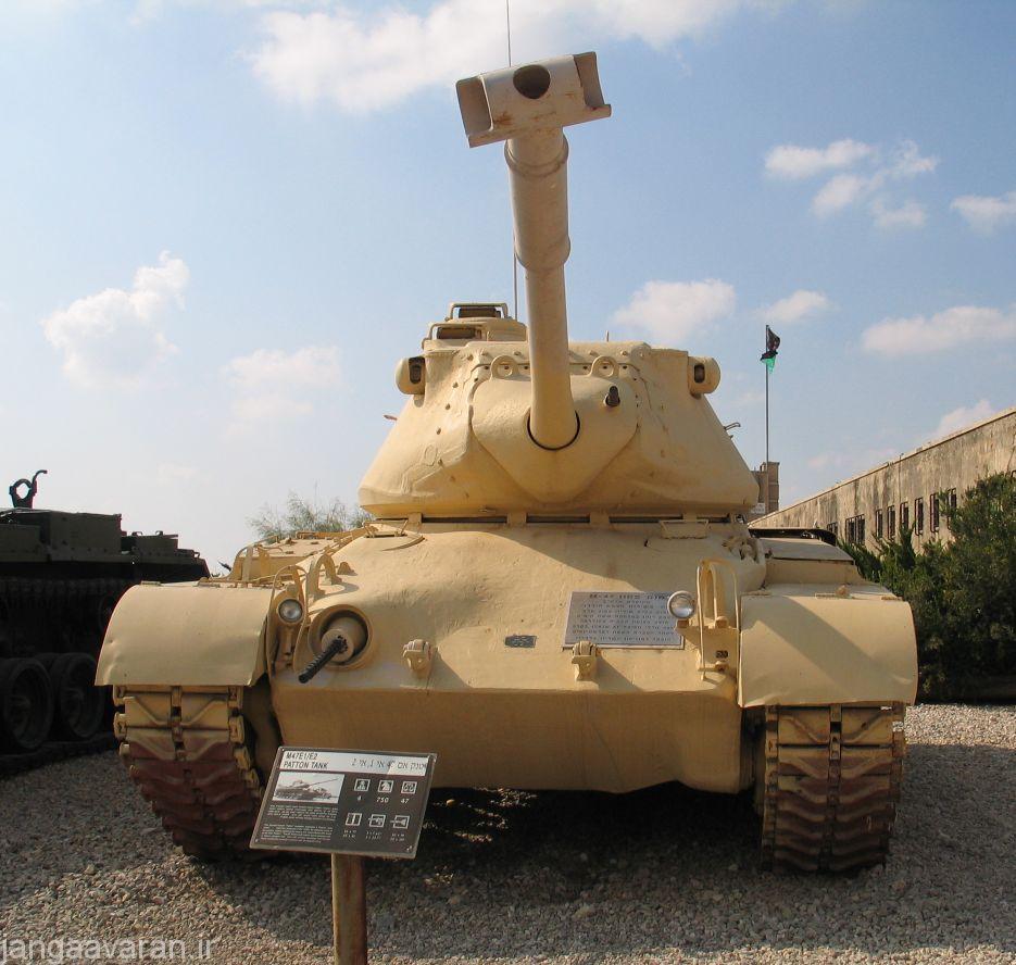 مسلسل 7.62 م م در جلوی تانک (جلوی کمک راننده)