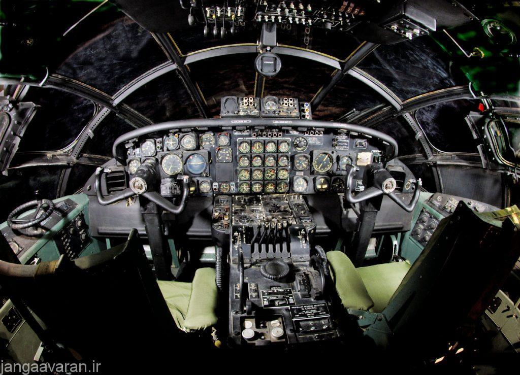 کابین B-36J