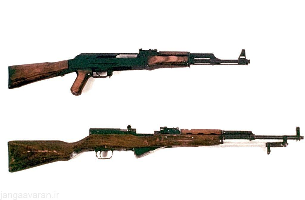 AK-47 AND SKS