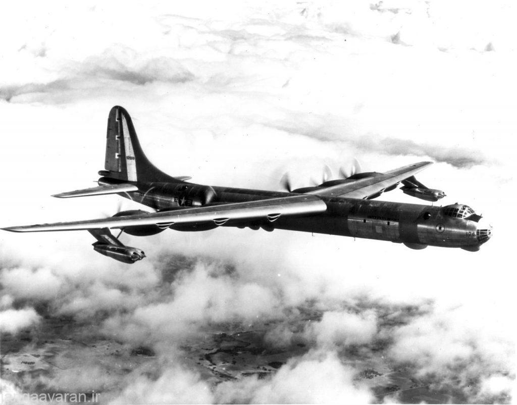 Convair_B-36_Peacemaker_in_flight