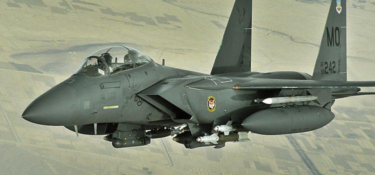 جایگاه F-15E استریک ایگل در بین رقیبان