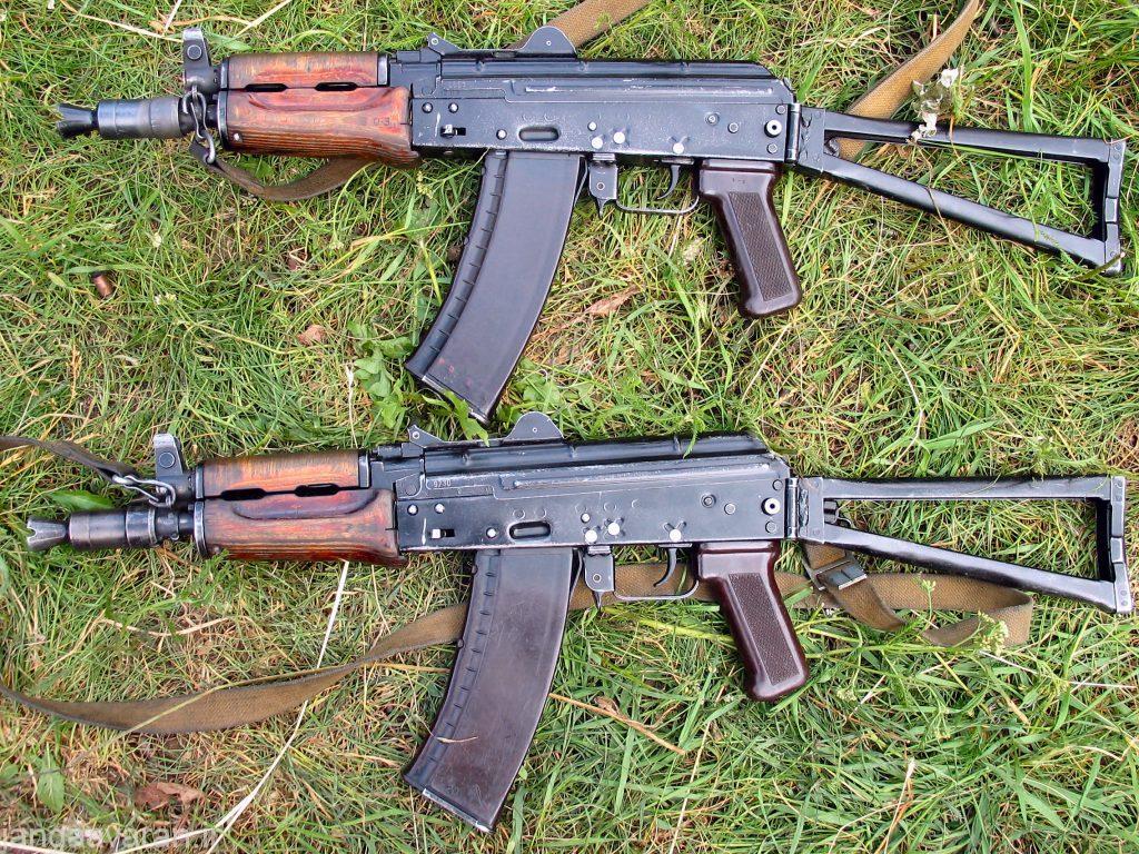 Stepanov_AKS-74Us