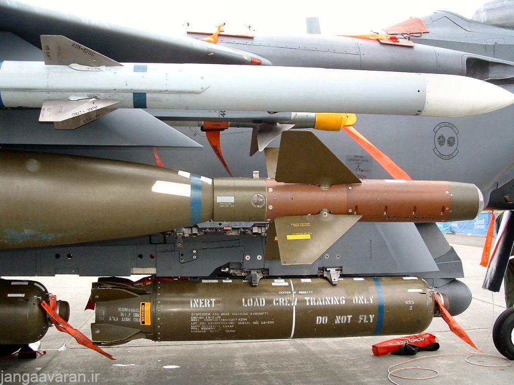 تصویر: http://jangaavaran.ir/wp-content/uploads/2016/07/f-15e_weapons_01_of_14-1024x768.jpg
