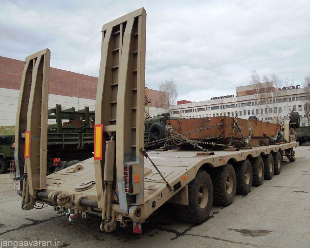 تریلر 6 محور МZКТ-999421