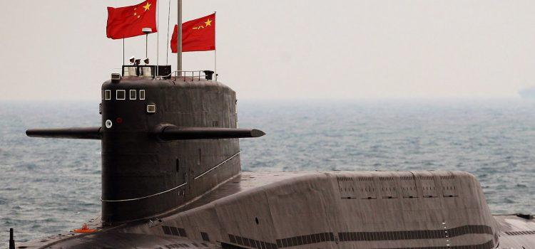 زیر دریایی های اتمی چین