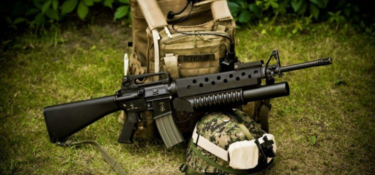 سلاح تهاجمی M-16 و M-4