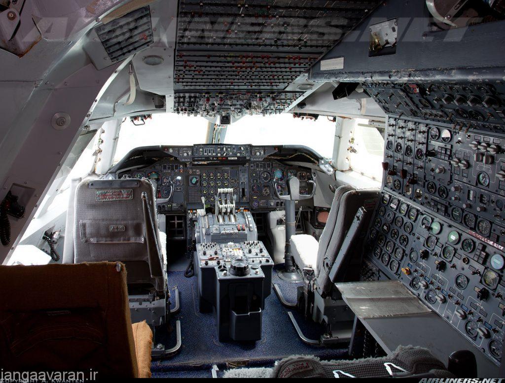 کابین 747 سری 100