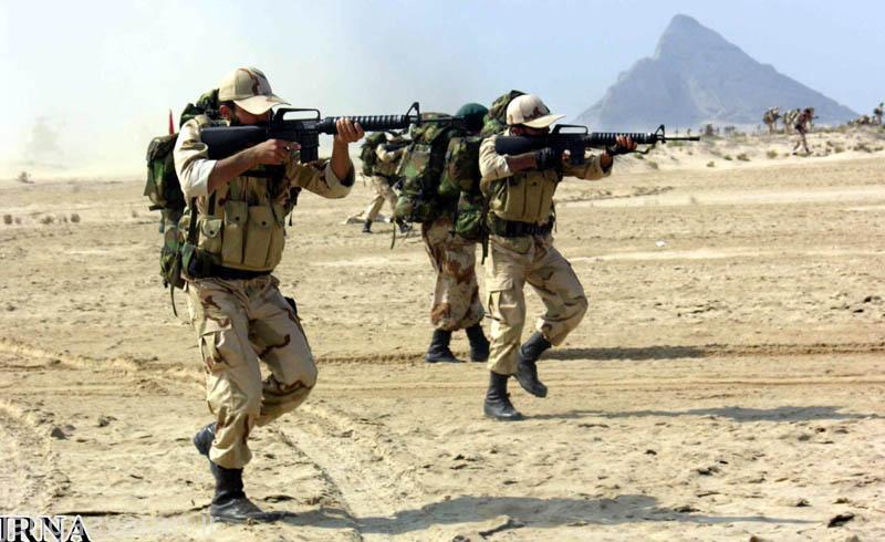 نیروی ویژه سپاه پاسداران و سلاح سی کیو5