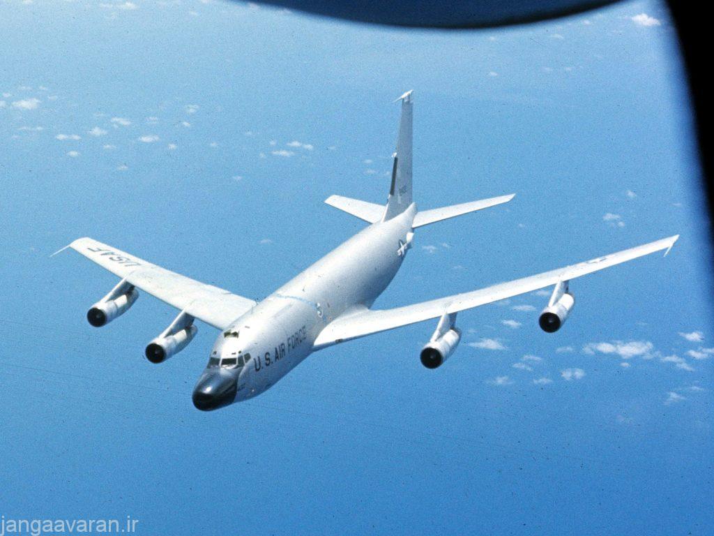 هواپیمای جاسوس الکترونیکی RC-135