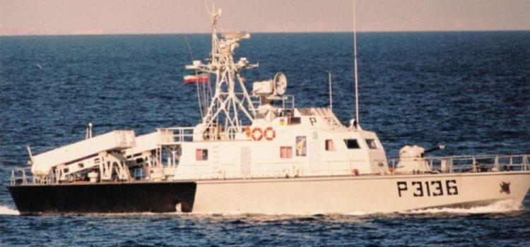 قایق موشک انداز تندرو تایپ021(کلاس تندر)