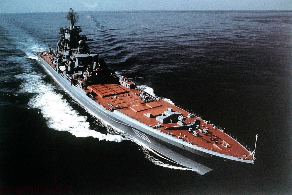 کیروف اولین نمونه تولیدی