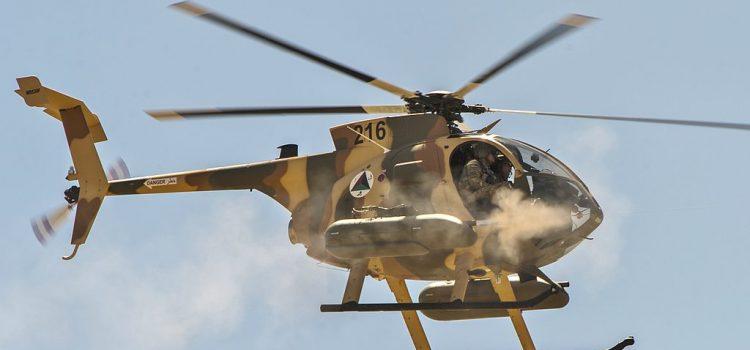 بالگرد شناسایی و رزمی OH-6 ، MH-6 و AH-6