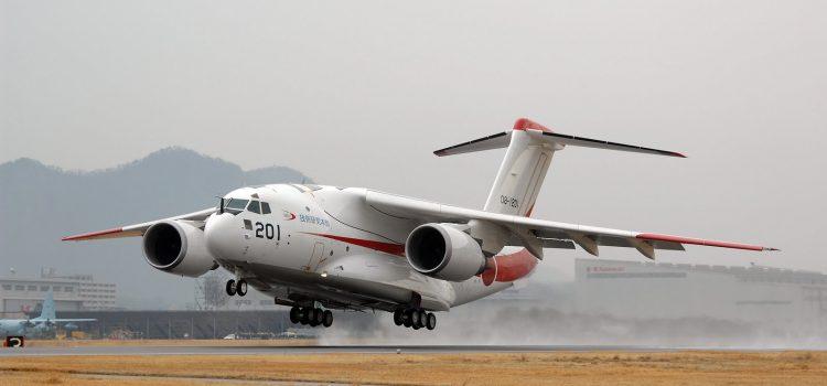 هواپیمای ترابری C-1 و C-2