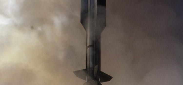 موشک دفاع هوایی استاندارد ۱۷۴ (SM-6)