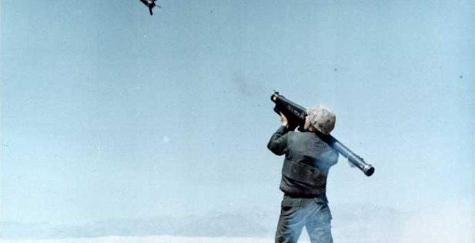 نکته شماره ۵—————–> نقش موشک های پدافندی شانه پرتاب در میدان نبرد