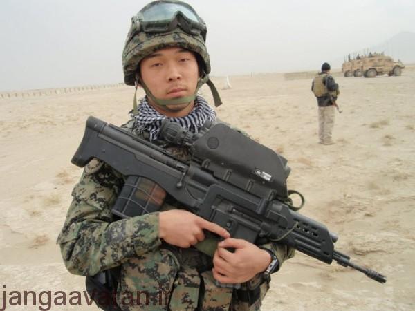 سلاح پیشرفته کا11
