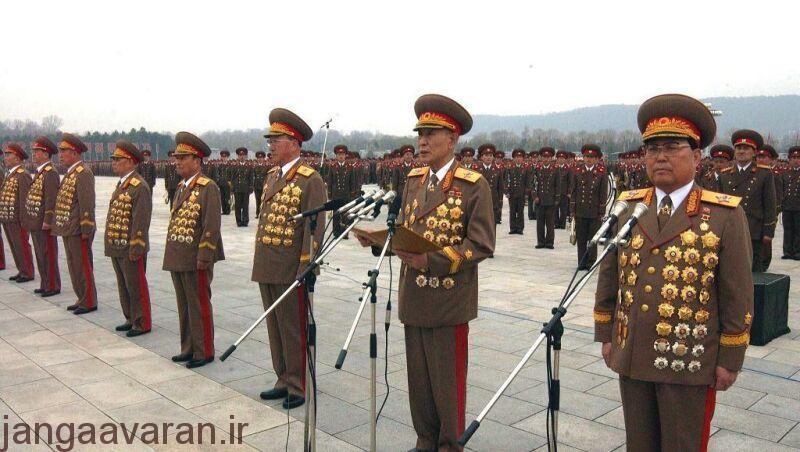 بررسی تجهیزات ارتش کره شمالی و جنوبی