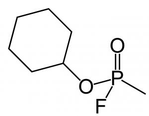 cyclosarin-skeletal