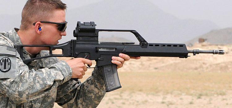 سلاح تهاجمی G-36