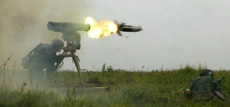 موشک ضد تانک AT-14 کورنت