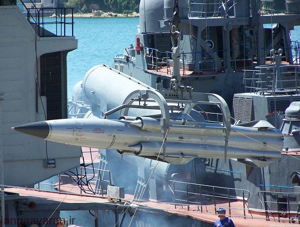 موشک ضد کشتی SS-N-22 سانبرن(خا-41)