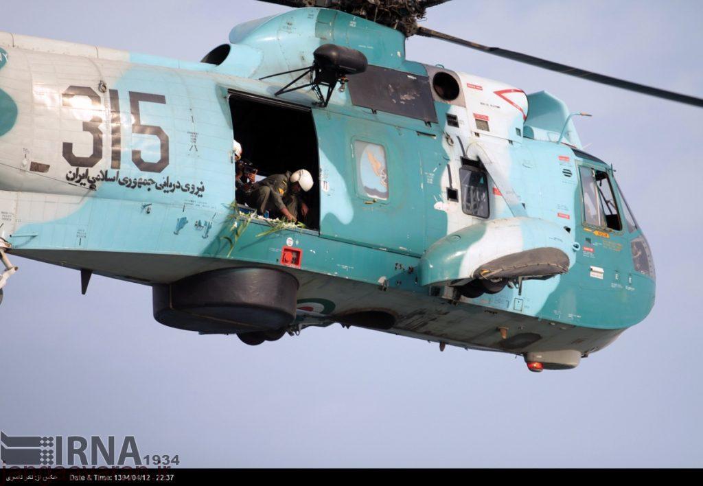 بالگرد های موجود در خدمت نیرو های مسلح ایران