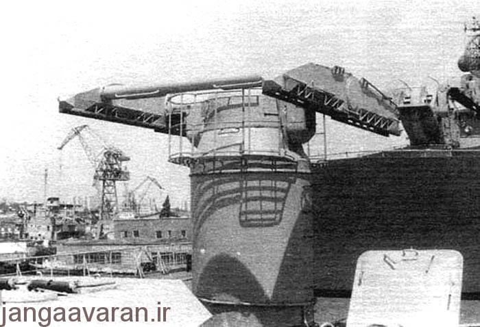 موشک های ضد زیردریایی خانواده RPK